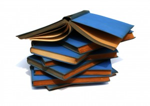 old-blue-books